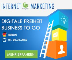Internet Marketing Kongress 2015