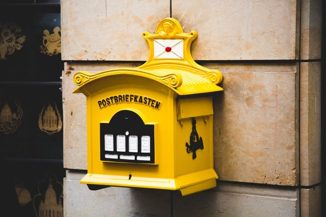 Swiss Post Box Alternative